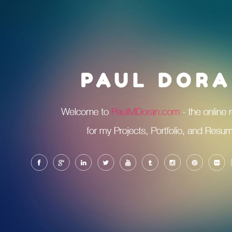 Paul M. Doran