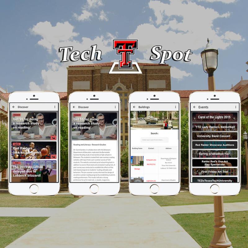 Tech Spot App