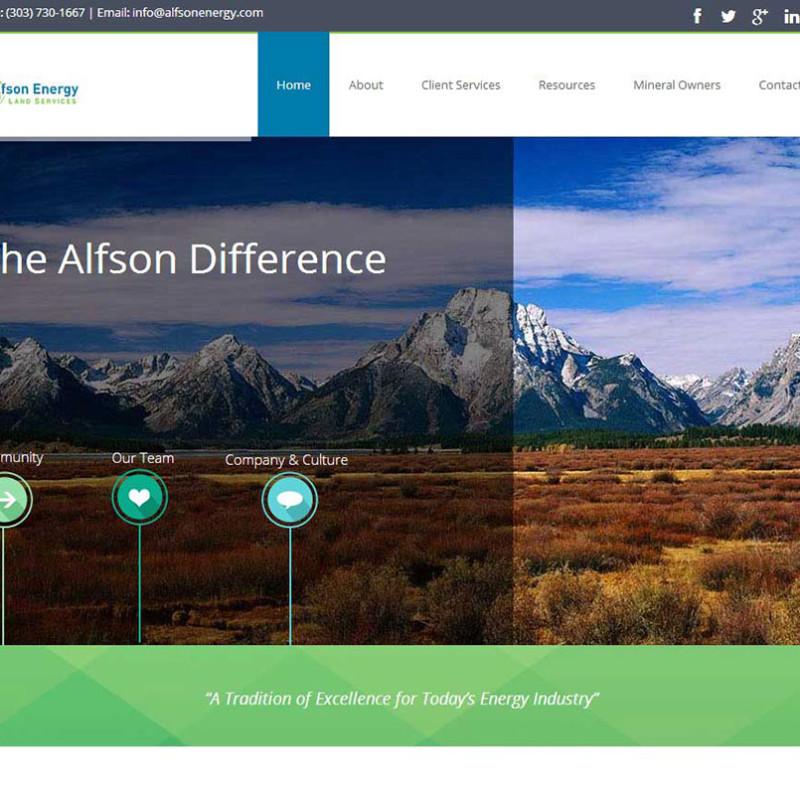 Alfson Energy Land Services