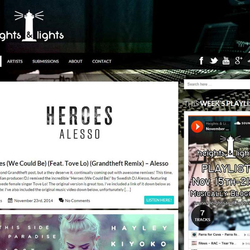 Heights & Lights