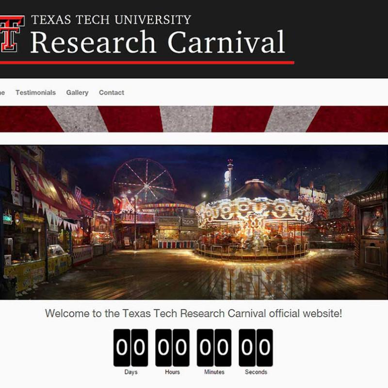 Texas Tech Research Carnival