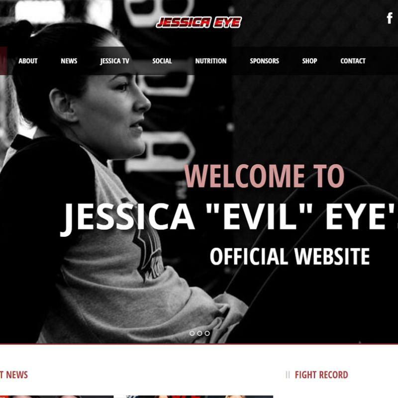 "Jessica ""Evil"" Eye"